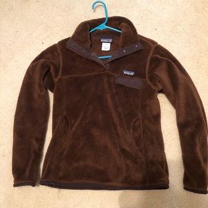 Patagonia Pullover- Brown